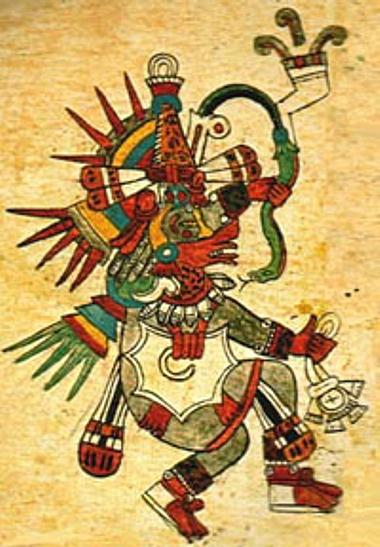Quetzalcóatl, Dios de la Creación y la Sabiduria