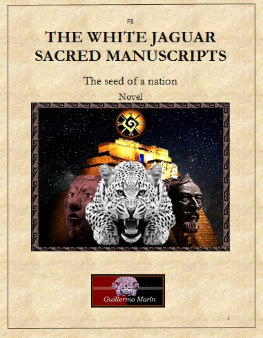 The white jaguar sacred manuscripts